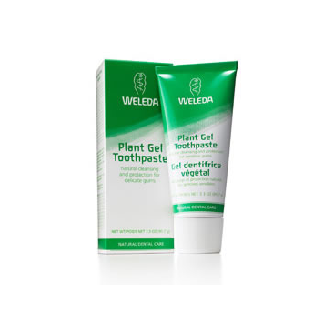Pasta dental vegetal 75 ml Weleda