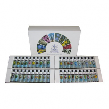 Kit Bach 38 Esencias + 2 Rescate 10 Ml. Healing Herbs
