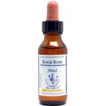 Bach Rock Rose - Heliantemo 30 Ml. Healing Herbs