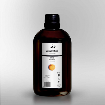 Albaricoque aceite vegetal 500ml. Evo - Terpenic
