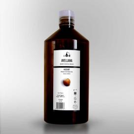 Avellana aceite vegetal virgen 1 litro Evo - Terpenic