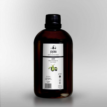 Jojoba Virgen aceite vegetal 500ml. Evo - Terpenic