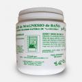 Sales de magnesio de baño 500 grs. - Santa Isabel
