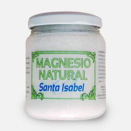 Sales de Magnesio naturales 250 grs. - Santa Isabel