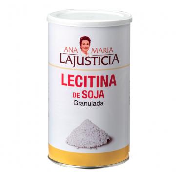 Lecitina de soja granulada 500 grs. Ana María Lajusticia