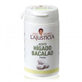 Aceite de hígado de bacalao 90 perlas Ana María Lajusticia