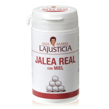 Jalea real con miel en polvo 135 grs. Ana María Lajusticia