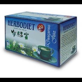 Herbodiet descanso feliz infusión 20 bols. Novadiet