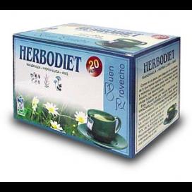 Herbodiet buen provecho infusión 20 bols. Novadiet