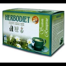Herbodiet suave respirar infusión 20 bols. Novadiet
