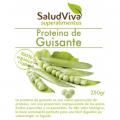 Proteina De Guisante en polvo. 250grs Salud Viva