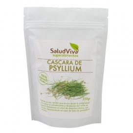 Psyllium Husk en polvo. 200 grs. Salud Viva