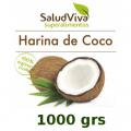 Harina De Coco. 1000 grs Salud Viva