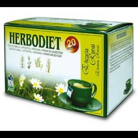 Herbodiet eficacia renal infusión 20 bols. Novadiet