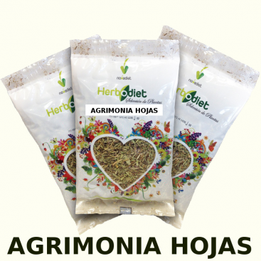 Agrimonia hojas 45 grs.Herbodiet de Novadiet