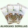 Alholvas semillas 100 grs.Herbodiet de Novadiet