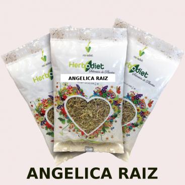 Angelica raiz 40 grs. Herbodiet de Novadiet