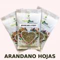 Arandano hojas 30 grs. Herbodiet de Novadiet