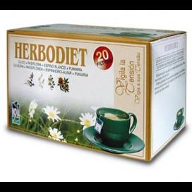 Herbodiet vigila la tensión infusión 20 bols. Novadiet