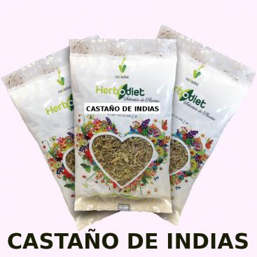 Castaño de indias 100 grs. Herbodiet de Novadiet
