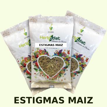 Estigmas maiz 20 grs.Herbodiet de Novadiet