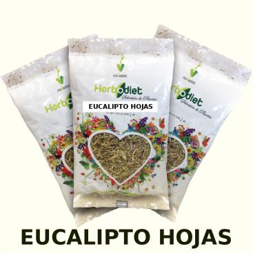 Eucalipto hojas 60 grs. Herbodiet de Novadiet