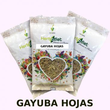 Gayuba hojas 50 grs. Herbodiet de Novadiet