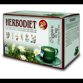 Herbodiet controla tu peso infusión 20 bols. Novadiet
