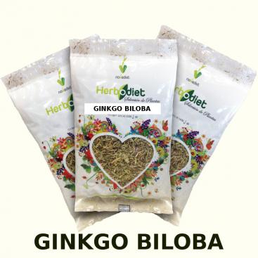 Ginkgo biloba 40 grs. Herbodiet de Novadiet