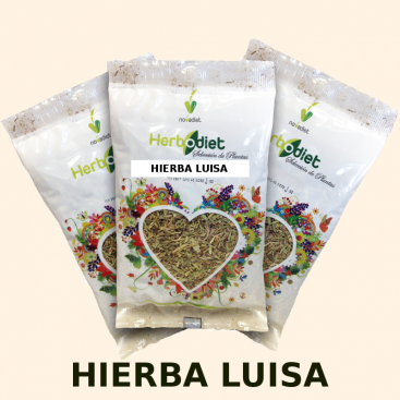 Hierba luisa 25 grs. Herbodiet de Novadiet