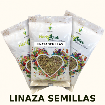 Linaza semillas 100 grs. Herbodiet de Novadiet