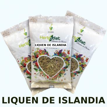 Liquen de Islandia 40 grs. Herbodiet de Novadiet