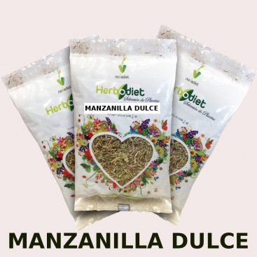 Manzanilla dulce 30 grs. Herbodiet de Novadiet