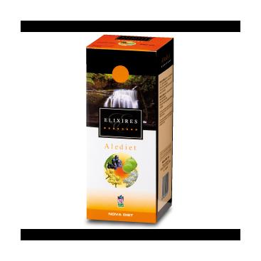 Alediet elixir frasco de 250 ml. Novadiet