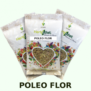 Poleo flor 40 grs. Herbodiet de Novadiet