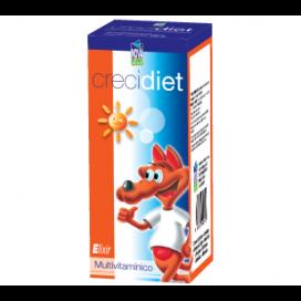 Crecidiet elixir appetit frasco de 250 ml. Novadiet