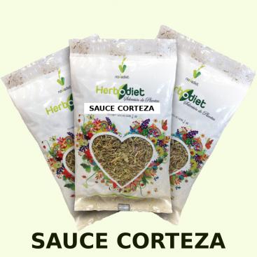 Sauce corteza 60 grs. Herbodiet de Novadiet