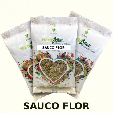 Sauco flor 30 grs. Herbodiet de Novadiet