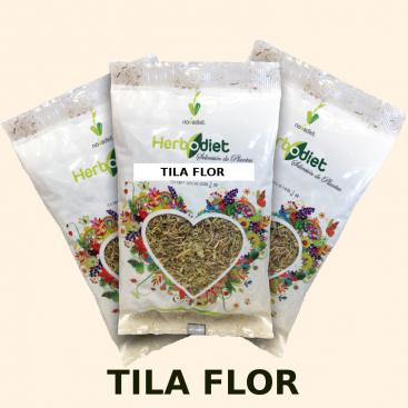 Tila flor 30 grs. Herbodiet de Novadiet