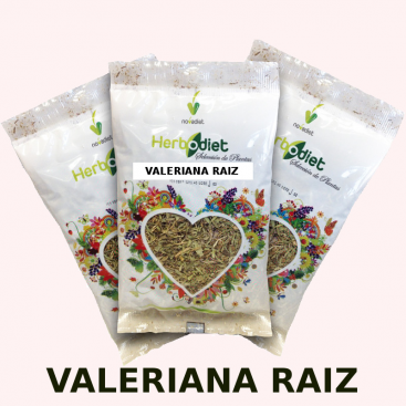 Valeriana raiz 50 grs. Herbodiet de Novadiet