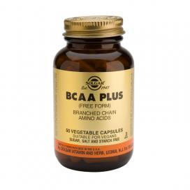 B.C.A.A. Plus 50 cápsulas, Solgar
