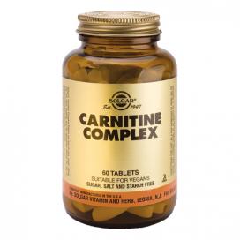 Carnitina complex. 60 comprimidos, Solgar