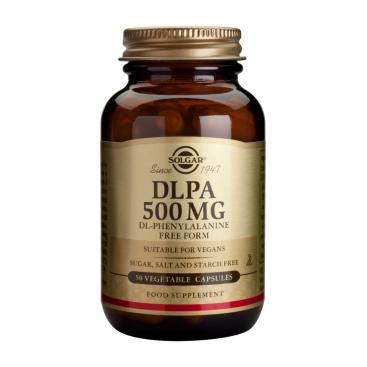 DLPA 500 mg. 50 cápsulas, Solgar