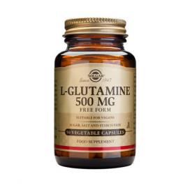 L-glutamina 500mg. 50 cápsulas, Solgar