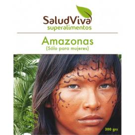 Amazonas, mezcla en polvo 300 grs. Salud viva