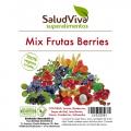 Mix frutas berries (mezcla de bayas y frutos secos). 200 grs Salud Viva