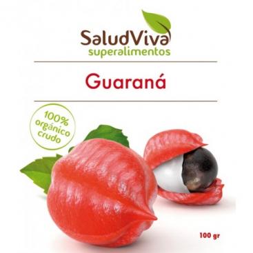 Guaraná en polvo 100 grs. Salud Viva