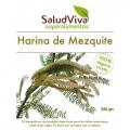 Harina de Mezquite 250 grs Salud Viva