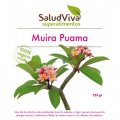 Muira Puama (polvo) 125 grs Salud Viva