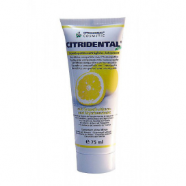 Citridental dentífrico con extracto de semillas de pomelo 75 ml. Sanitas